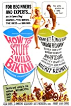 How to Stuff a Wild Bikini (1965) Poster