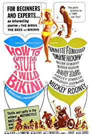 How to Stuff a Wild Bikini (1965) Poster - Movie Forum, Cast, Reviews