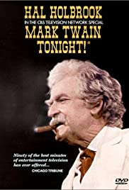 Hal Holbrook: Mark Twain Tonight! (1967) Poster - TV Show Forum, Cast, Reviews
