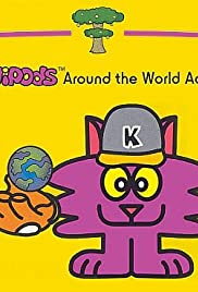 Podipods Around the World Adventures Poster