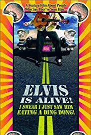 Elvis Is Alive! I Swear I Saw Him Eating Ding Dongs Outside the Piggly Wiggly's Poster