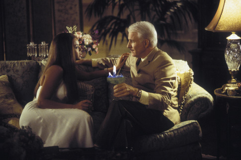 Steve Martin and Beyoncé in The Pink Panther (2006)