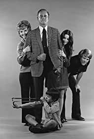 """""""The Smith Family"""" Janet Blair, Henry Fonda, Darleen Carr, Ron Howard, Michael-James Wixted"""