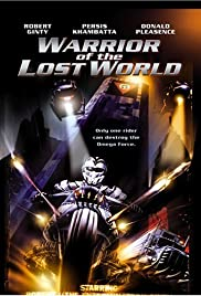 Warrior of the Lost World Poster