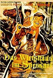 Das Wirtshaus im Spessart Poster