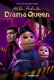 Basem Samrah and Abla Fahita in Abla Fahita: Drama Queen (2021)