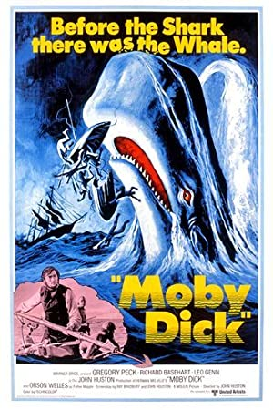 Movie Moby Dick (1956)
