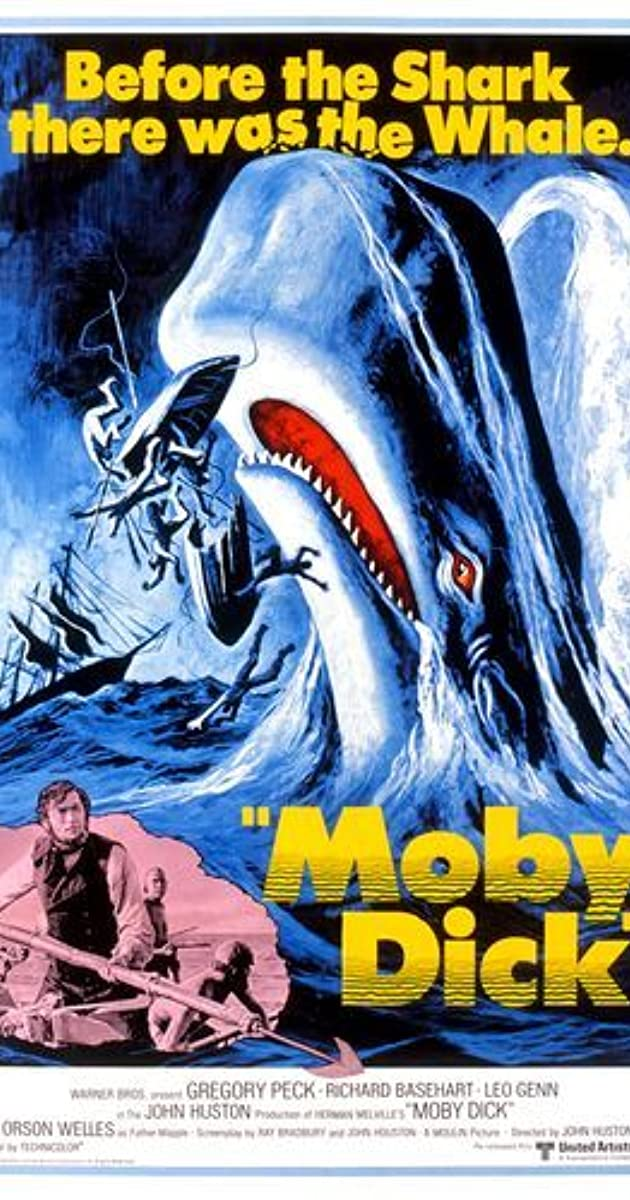 Nice moby dick remake 2010