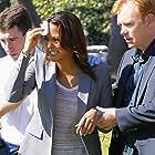 David Caruso and Eva LaRue in CSI: Miami (2002)