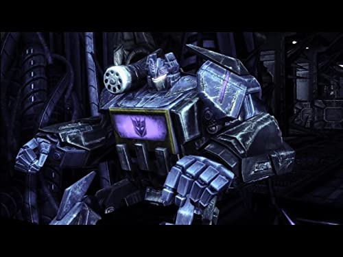 Transformers: War for Cybertron -- Gameplay Trailer