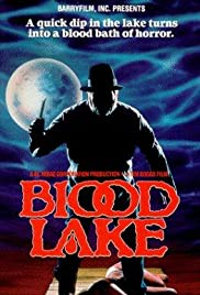 Blood Lake Poster