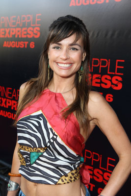 Marcela Mar at an event for Pineapple Express (2008)