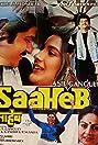 Saaheb (1985) Poster