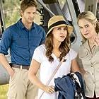 Brittany Bristow, Lacey Chabert and Jon Cor in 'Love On Safari'