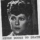 June Clyde in Seven Doors to Death (1944)