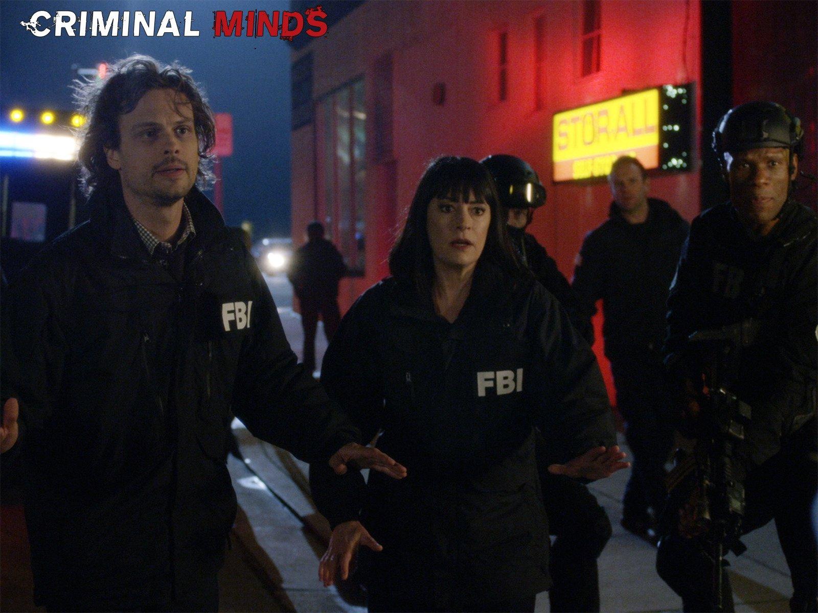 Criminal Minds Fbi Logo Wallpaper