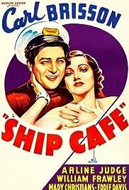 Ship Cafe Poster