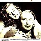 Susan Hayward and Albert Dekker in Among the Living (1941)
