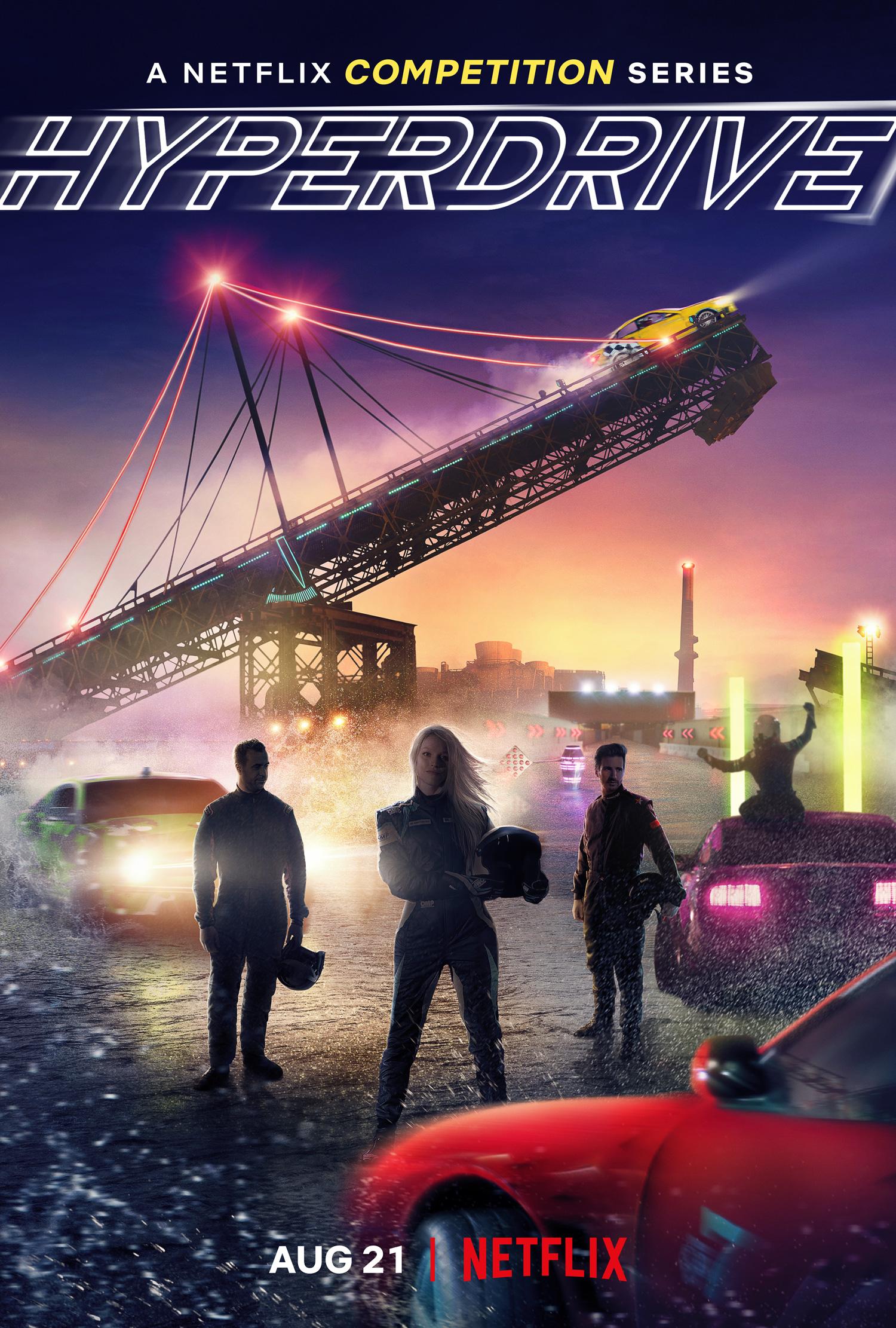 Hyperdrive Tv Series 2019 Imdb