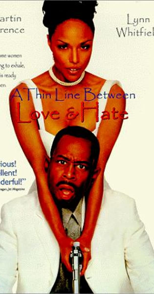 A Thin Line Between Love and Hate (1996) - IMDb