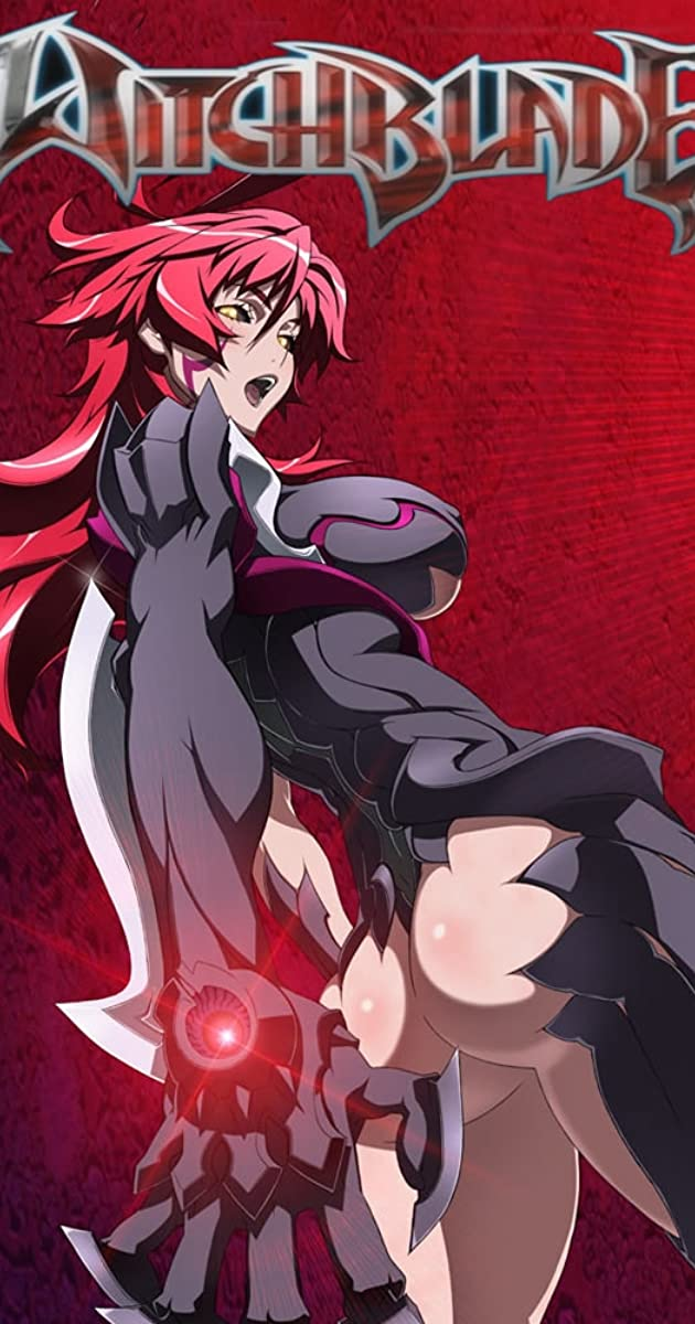 Witchblade Anime Episode List