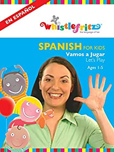Movie you can watch online for free Spanish for Beginners: Vamos a Jugar - Let's Play [1280x960]