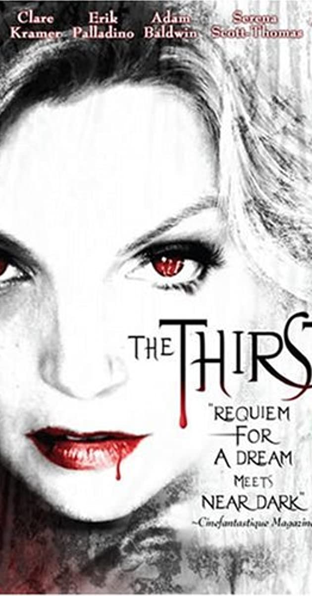 The Thirst 2006 The Thirst 2006 User Reviews Imdb