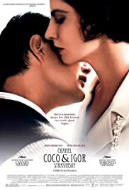 Coco Chanel & Igor Stravinsky (2009) Poster - Movie Forum, Cast, Reviews