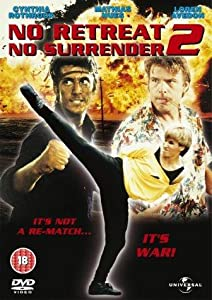 Good movie to watch online No Retreat, No Surrender 2: Raging Thunder by Lucas Lowe [4K]