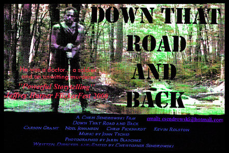 New movie to watch Down That Road and Back [HDR]