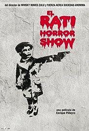 El rati horror show Poster