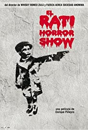 El rati horror show(2010) Poster - Movie Forum, Cast, Reviews