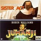 Whoopi Goldberg and Robin Williams in Turner & Hooch (1989)
