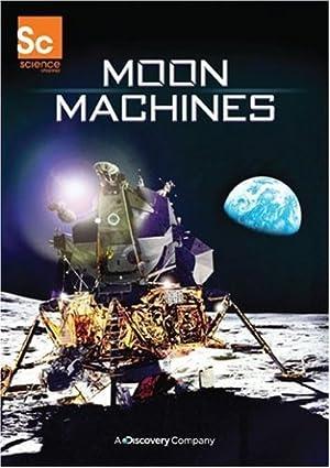 Where to stream Moon Machines