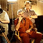 William H. Macy, Burt Reynolds, Ricky Jay, and Jack Wallace in Boogie Nights (1997)