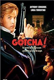 Gotcha!(1985) Poster - Movie Forum, Cast, Reviews