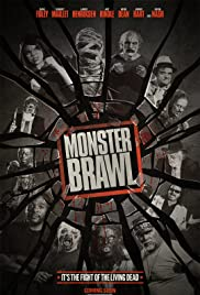 Monster Brawl Poster