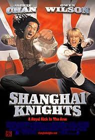 Jackie Chan and Owen Wilson in Shanghai Knights (2003)