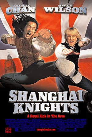 Where to stream Shanghai Knights