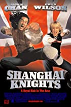 Shanghai Knights (2003) Poster
