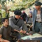 Nicholas Gonzalez and Joseph Steven Yang in Behind Enemy Lines II: Axis of Evil (2006)
