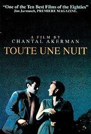 Toute une nuit(1982) Poster - Movie Forum, Cast, Reviews