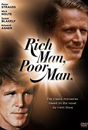 Rich Man, Poor Man - Book II Poster
