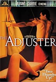The Adjuster Poster