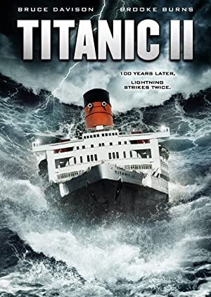 Titanic II film Poster