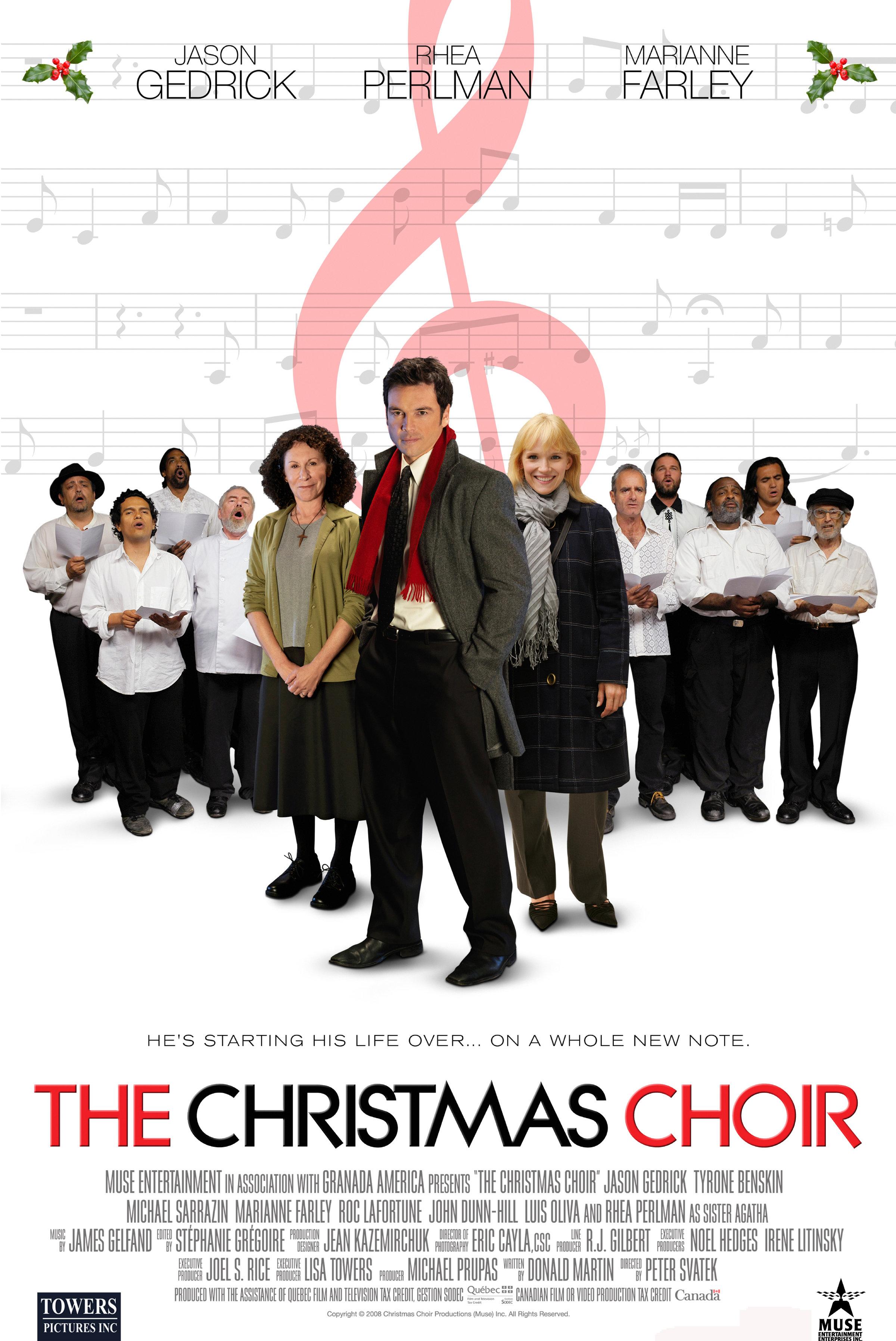 Christmas Choir.The Christmas Choir Tv Movie 2008 Imdb