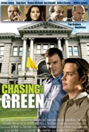 Chasing the Green Poster