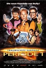 Til Schweiger, Michael Herbig, Rick Kavanian, Anja Kling, and Christian Tramitz in (T)Raumschiff Surprise - Periode 1 (2004)