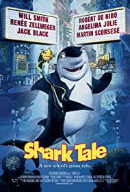 Will Smith and Jack Black in Shark Tale (2004)