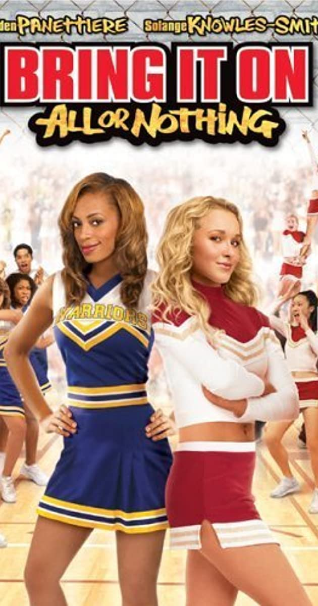 Bring It On All Or Nothing Video 2006 Imdb
